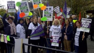 NHS-Strike